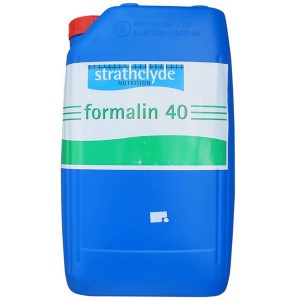 Formalin HCHO 37%, Trung Quốc, 200kg/phuy
